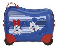 Samsonite harde reistrolley Dream Rider Disney Mickey en Minnie blauw 50 cm-Artikeldetail