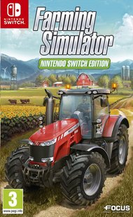 Switch Farming Simulator 2017 ENG/FR