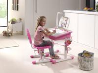 Bureau Kids comfortline 301 avec lampe rose-Image 3