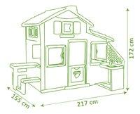 Smoby maisonnette Friends House avec cuisine-Détail de l'article