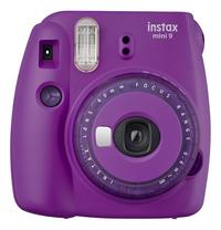 Fujifilm appareil photo instax mini 9 Clear Purple-Avant