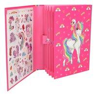 Briefpapier Ylvi & the Minimoomis roze-Artikeldetail
