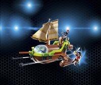 PLAYMOBIL Super 4 9000 Galjoen Kameleon met Ruby-Afbeelding 1