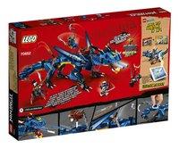 LEGO Ninjago 70652 Stormbringer-Achteraanzicht