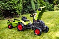 Falk tracteur Claas Arion 410 avec remorque-Image 3