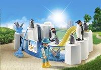 Playmobil Family Fun 9062 Pinguïnverblijf -Afbeelding 1