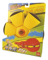 Goliath frisbee Phlat Ball V3 geel/oranje-Rechterzijde