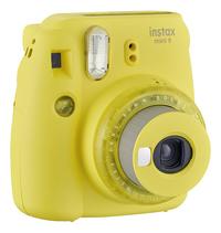 Fujifilm appareil photo instax mini 9 Clear Yellow-Côté gauche