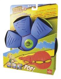 Goliath frisbee Phlat Ball V3 blauw/groen-Rechterzijde