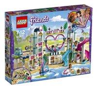 LEGO Friends 41347 Heartlake City resort-Linkerzijde