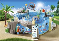 PLAYMOBIL Family Fun 9060 Zee aquarium-Afbeelding 1