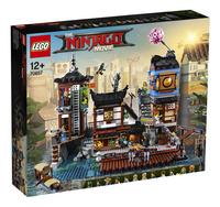 LEGO Ninjago 70657 City haven-Linkerzijde