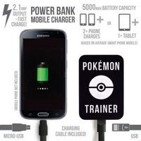 Powerbank Pokémon Trainer 5000mAH