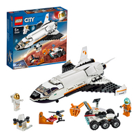 LEGO City 60226 Mars onderzoeksshuttle-Artikeldetail