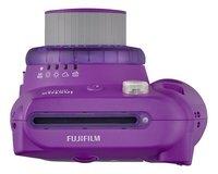 Fujifilm appareil photo instax mini 9 Clear Purple-Vue du haut