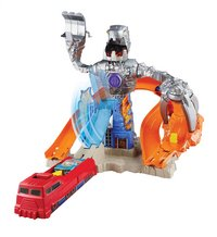 Hot Wheels set de jeu Nitrobot Attack 18 voitures-Avant