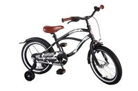Volare kinderfiets Black Cruiser 16'