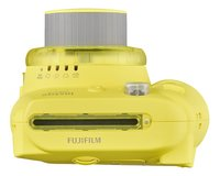 Fujifilm appareil photo instax mini 9 Clear Yellow-Vue du haut