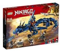 LEGO Ninjago 70652 Stormbringer-Linkerzijde