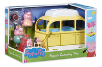 Speelset Peppa Pig Camping Trip-Linkerzijde
