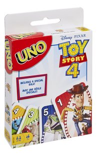 UNO Toy Story 4-Linkerzijde