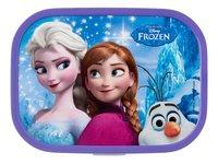 Mepal boîte à tartines Campus Disney La Reine des Neiges Sisters Forever-Vue du haut