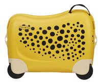 Samsonite harde reistrolley Dream Rider Cheetah 50 cm-Vooraanzicht