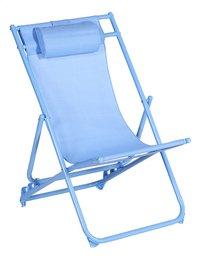 Chaise de plage bleu-Détail de l'article
