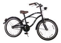 Volare kinderfiets Black Cruiser 20'