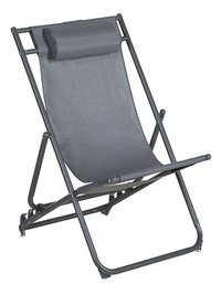Chaise de plage gris-Détail de l'article