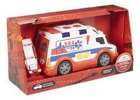 DreamLand véhicule de secours ambulance