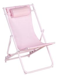 Chaise de plage rose-Détail de l'article