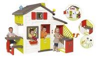 Smoby speelhuisje Friends House met keukentje