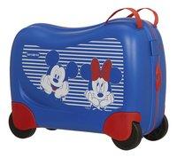 Samsonite valise rigide Dream Rider Disney Mickey et Minnie bleu 50 cm-Côté gauche