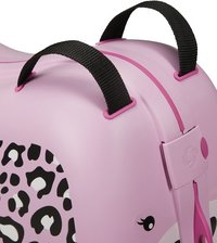 Samsonite harde reistrolley Dream Rider Leopard 50 cm-Bovenaanzicht