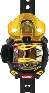 VTech Auto Turbo Force Yellow Racer-Vooraanzicht