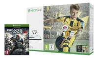 XBOX One S 1 To + Fifa 17 + Gears of War 4
