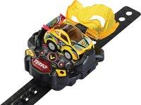 VTech Auto Turbo Force Yellow Racer-Linkerzijde