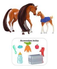 Speelset Spirit Feed & Nuzzle Paard met veulen-Artikeldetail