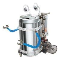 4M Green Science Blikken robot-Artikeldetail
