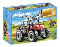 Playmobil Country 6867 Grote rode tractor met werktuigen
