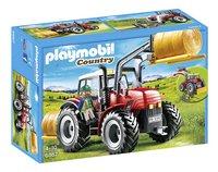 Playmobil Country 6867 Grand tracteur agricole-Côté gauche