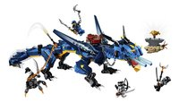 LEGO Ninjago 70652 Stormbringer-Artikeldetail
