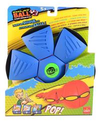 Goliath frisbee Phlat Ball V3 bleu/vert
