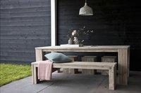 Dutchwood table de jardin brun 160 x 100 cm-Image 2
