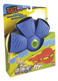 Goliath frisbee Phlat Ball V3 blauw/groen-Linkerzijde