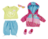 BABY born set de vêtements Play & Fun Tenue de vélo Deluxe