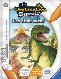 Ravensburger Tiptoi Destination Savoir : Les dinosaures