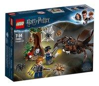 LEGO Harry Potter 75950 Aragog's schuilplaats-Linkerzijde