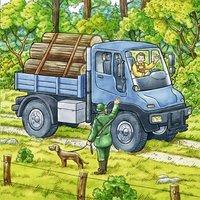 Ravensburger 3-in-1 puzzel Landbouwmachines-Artikeldetail